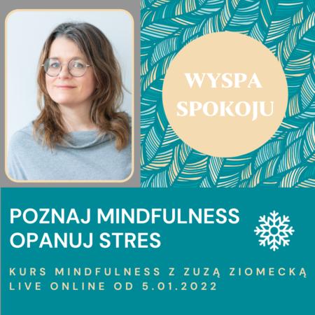 WYSPA SPOKOJU – ZIMOWY kursy mindfulness